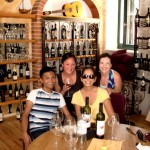 Wine tasting in Split, Croatia
