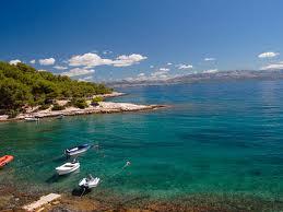 Speed boat trip to Island Solta