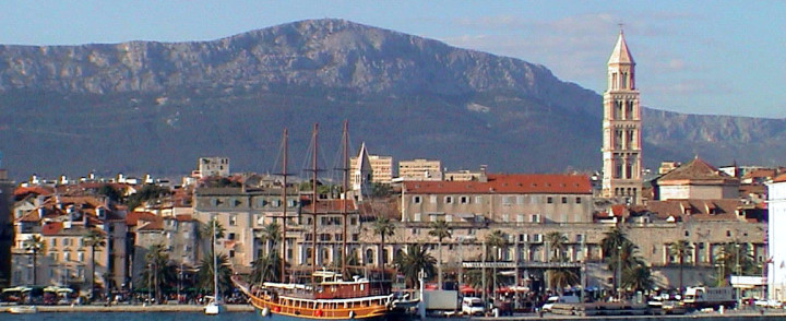 Split Croatia Walking Tour