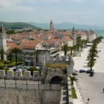 Trogir, Croatia walking tour