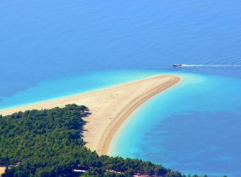 Day trip to Zlatni Rat (Golden Horn) Beach