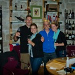 Wine Tasting with Two Oregonians