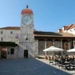 Trogir Croatia walking tour
